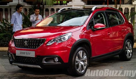 peugeot malaysia peugeot malaysia to launch five models in 2017 208 2008