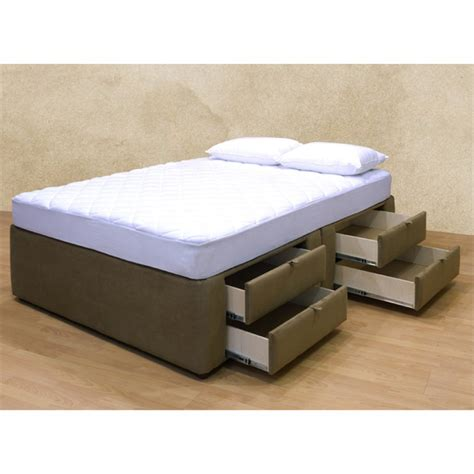 how to build a size bed how to build a size platform bed with storage html