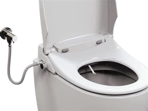 Wc Sitz Mit Duschfunktion wc sitz mit duschfunktion lavalino mit absenkautomatik