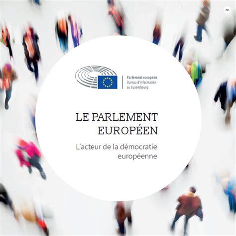 le bureau europeen publications a votre service parlement europ 233 en bureau