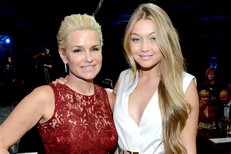 what did yolanda daughter do what did yolanda foster teach gigi hadid about beauty