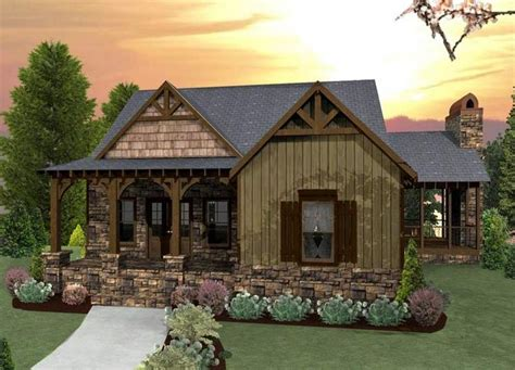 tiny romantic cottage house plan cute tiny house plan