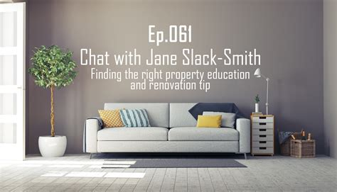 renovation tips episode 61 finding the right property education and