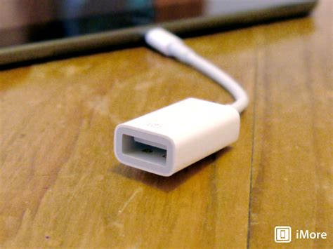 Connector Lightning To Usb Apple going beyond cameras with the apple lightning to usb
