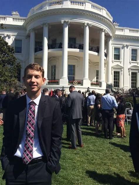 white house internships usf st pete student wraps up white house internship wusf news