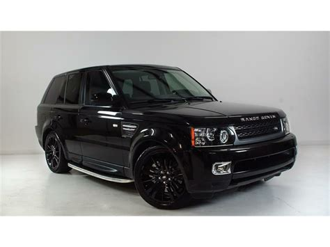 2010 land rover range rover sport 2010 land rover range rover sport hse for sale in rock