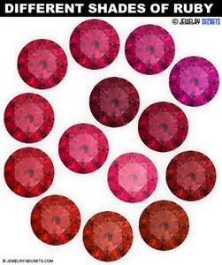 ruby color ruby gemstone the birthstone for july jewelry secrets
