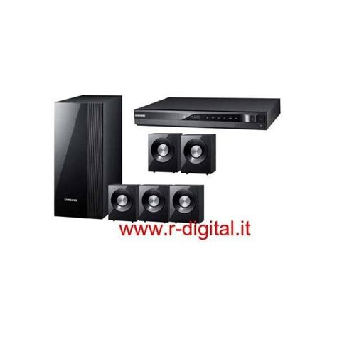 Home Theater Samsung Ht C330 casse samsung 5 1 ht c330 dolby surround dvd 330w home