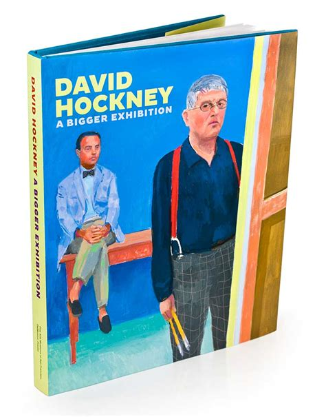 david hockney a bigger picture book david hockney a bigger exhibition