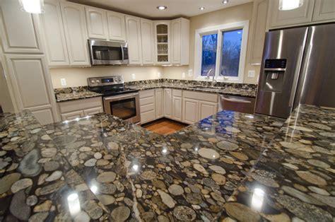 Home Decorative Plants black mosaic gold granite marinace granite kitchen