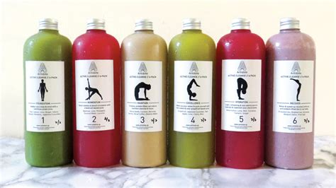 Detox Juice In Kl by Could 6 Bottles Of Cleansing Juice Change My