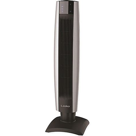 bed bath and beyond tower fan lasko 174 37 inch tower fan with remote bed bath