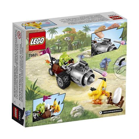 Lego Birds Set lego angry birds sets 75821 piggy car escape new