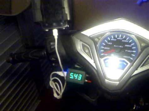 charger hp di motor vario