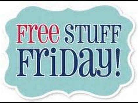 free stuff free stuff friday by the frugalnista