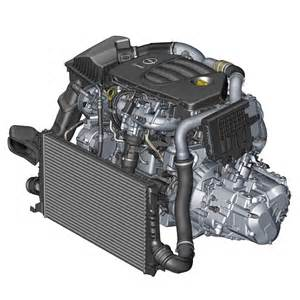 Opel 2 2 Engine 2 0 Turbo Ecotec In New Astra Opc Uses Fortified Turbo