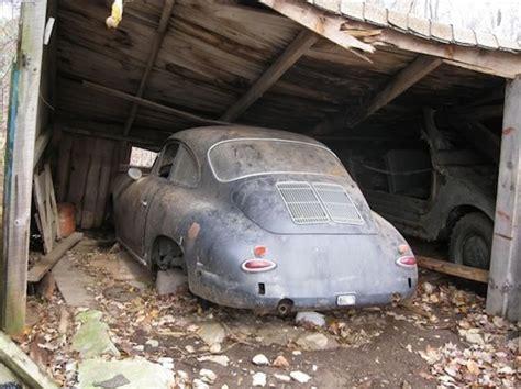Garage Sale Finder Nh 1963 Ny Auto Show Car Barn Find Porsche 356b Bring A