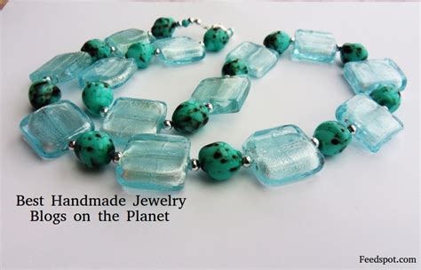 Handcrafted Jewelry Blogs - top 50 handmade jewelry websites blogs handcrafted