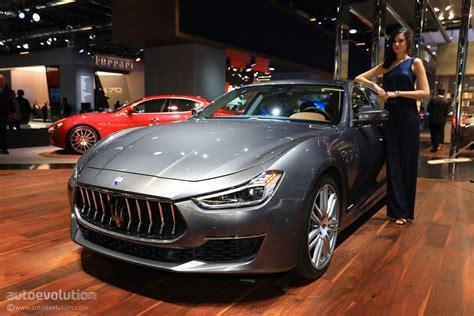 Maserati Ghibli Platform by Maserati Platform To Underpin Next Dodge Charger And