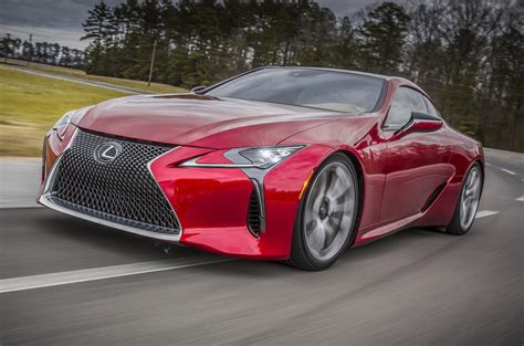 2017 lexus lc500 the skin of the 467bhp v8