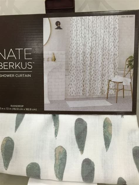 nate berkus shower curtains 1000 images about client ll guest bath on pinterest
