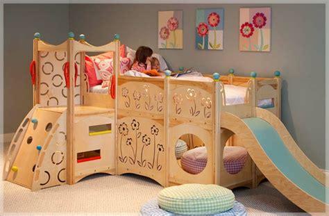 holzrutsche indoor kinderbett mit rutsche erstaunliche fotos archzine net