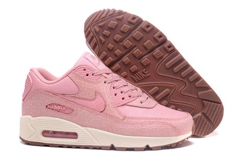 Nike Mat Shoes by High Quality Nike Air Max 90 Pink Straw Mat 443817 600