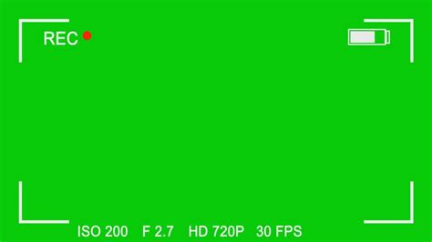 free green screen overlay 8 recording