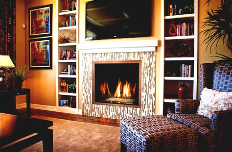 Decorating Ideas For Living Room With Fireplace And Tv Living Room Living Room With Electric Fireplace