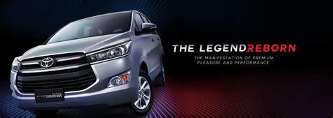 Bodykit Kijang Innova Reborn product all new kijang innova pt toyota astra motor