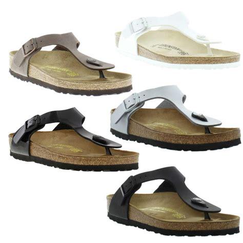 birkenstock sandals sizing new birkenstock sandals gizeh womens shoes size uk