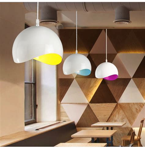 Modern Country Retro Eggshell Pendant Ceiling Light | modern country retro eggshell pendant ceiling light
