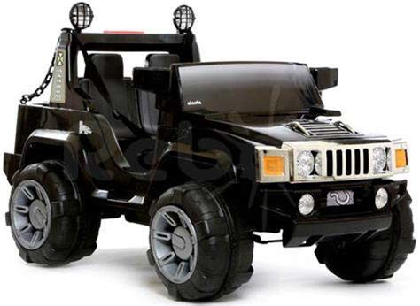 Motorized Jeep For Jeep Battery Powered Ride On Cars Injusa Evasion