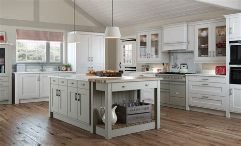 Light Grey Kitchen Florence Classic Light Grey Kitchen Stori