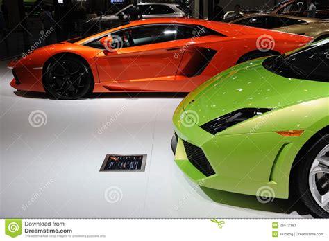 Lamborghini Italy Italy Lamborghini Editorial Stock Photo Image 26572183