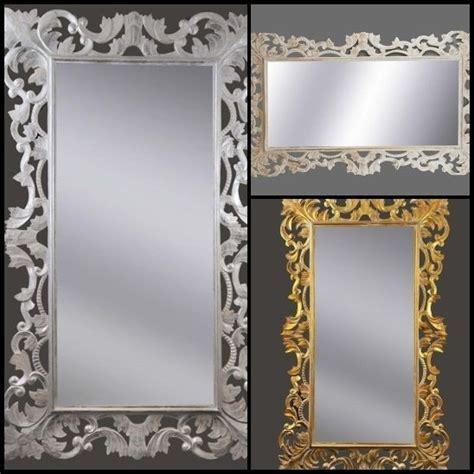 specchi da pi 249 di 25 fantastiche idee su specchio barocco su