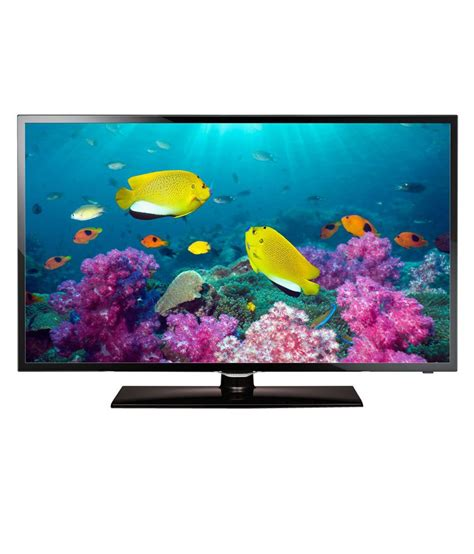 samsung n series tv buy samsung ua 22f5100 ar series 55 cm 22 hd slim led television at best