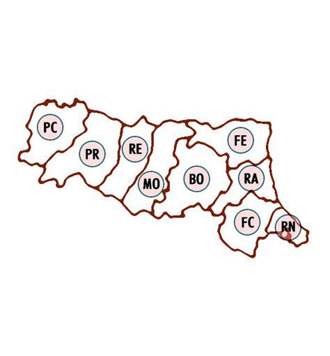 popolare emilia romagna filiali bologna popolare di filiali e sportelli bancari in