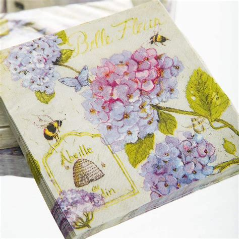 Serviettes For Decoupage - 2 x decoupage napkins 25x25cm 3 ply paper napkins for