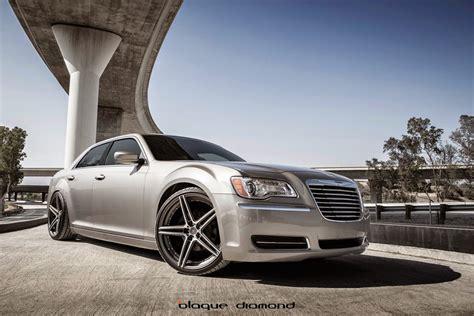 chrysler 300 on rims check out this stunning chrysler 300 blaque wheels