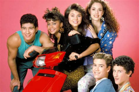 Saved By The Bell by How The Saved By The Bell Changed The Years