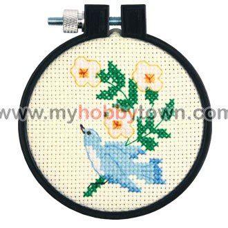 Paket Kristik Cross Stitch Jam Sleeping jual paket kristik cross stitch xiu crafts 2001818 blue