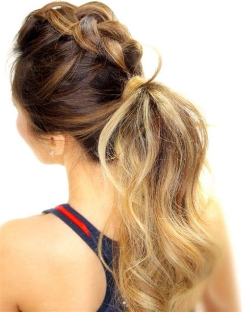 next day hair styles 14 hairstyles for the next rainy day brit co