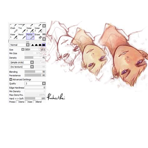 sketchbook pro or paint tool sai sai brush by raheel ali on deviantart