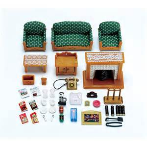Calico Critters Deluxe Living Room Set International Playthings Cc2263 Deluxe Living Room Set Calico Critters International