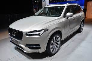 Volvo Xc90 Length 2015 Volvo Xc90 Specs 2016 Car Reviews Prices And Specs