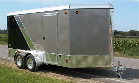 series trailer aluminum cargo trailer vdc platinum series rnr trailers