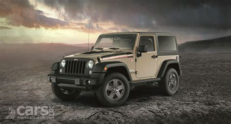 jeep rubicon recon jeep wrangler rubicon recon special edition goes on sale