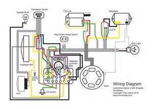 lambretta restoration wiring diagram for mugello 12 volt upgrade