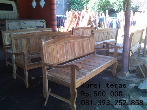 Kursi Kayu Akasia kursi teras kayu murah awet mbarepjati 0813 9325